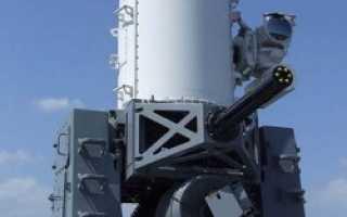 Зенитный артиллерийский комплекс Mk15 «Vulcan Phalanx» (США)