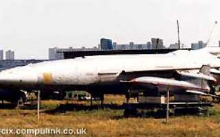 Система дальней беспилотной разведки Ту-123 / ДБР-1 «Ястреб» (СССР)