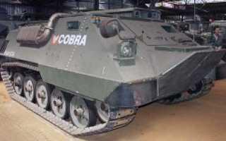 Бронетранспортёр ACEC Cobra (Бельгия)