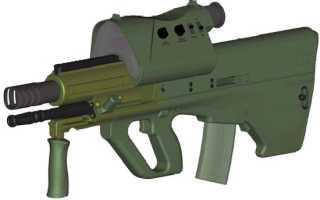 Штурмовая винтовка AICW — Advanced Infantry Combat Weapon (Австралия)