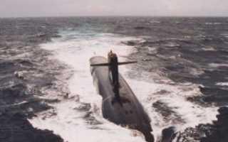 Атомная подводная лодка «Le Triomphant» (Франция)
