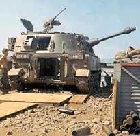 Самоходная гаубица M108 (США)
