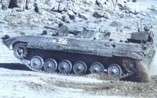Боевая машина пехоты БМП-1М (СССР)