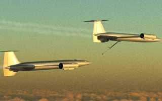 Опытный штурмовик Lockheed CL-760 (США)