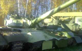 Опытный танк «Объект 292» (СССР)